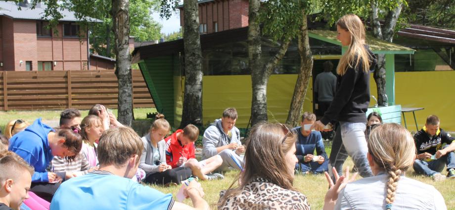 Apie Lietuvos vaikų fondą - Lithuanian Children's Fund